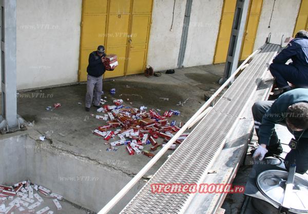 Contrabandistul moldovean care cãra tigãrile cu cisterna nu scapã de judecãtorii huseni!