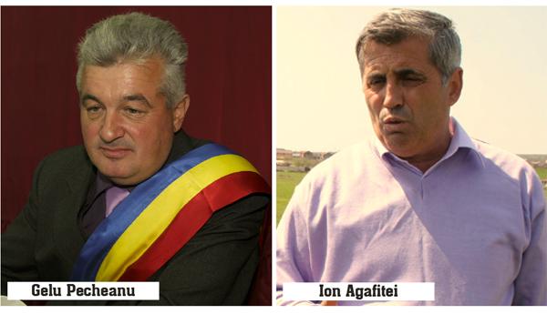 Rãzboiul declaratiilor între primarul Pecheanu si Ion Agafitei, presedintele Ovis Mold Vaslui!