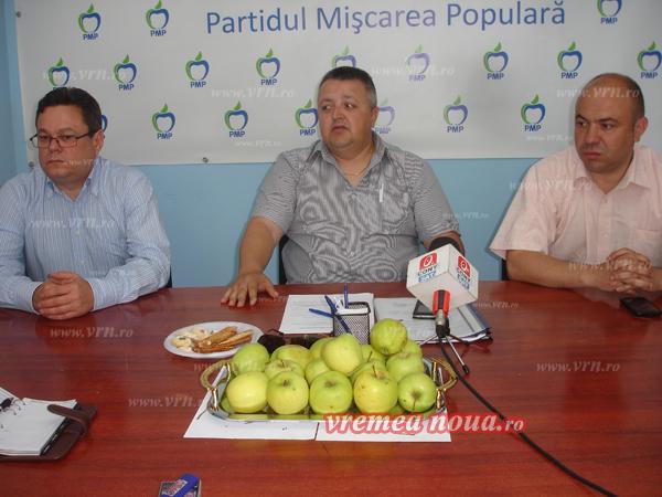 PMP a renuntat la consilierul Daniel Buzamãt