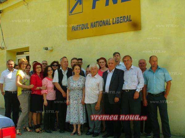 Triplã aniversare la PNL Bârlad (foto)