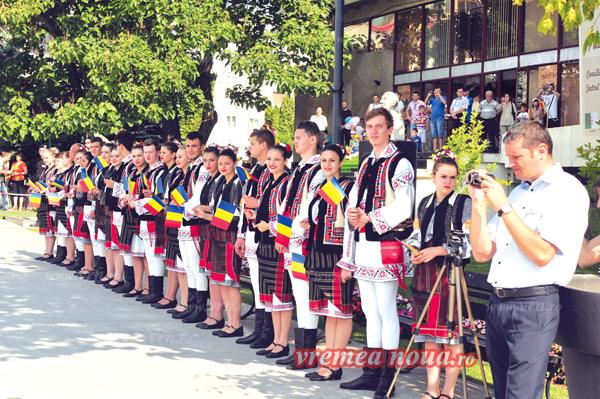 Vasluiul, capitala dansului folcloric