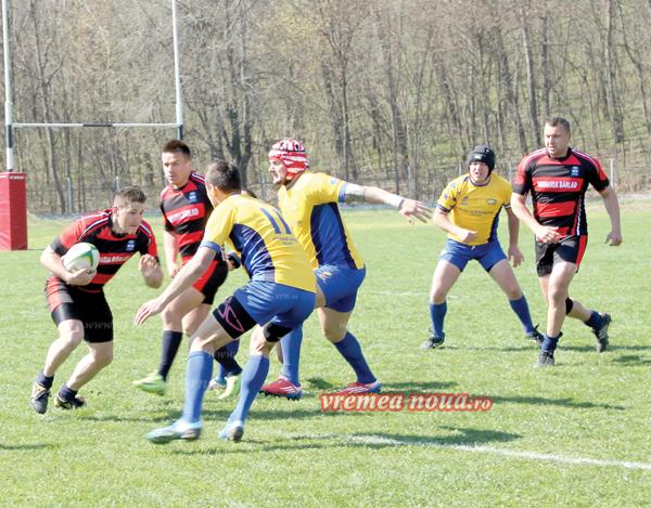RC Bârlad, pe locul 3 în DNS rugby 7