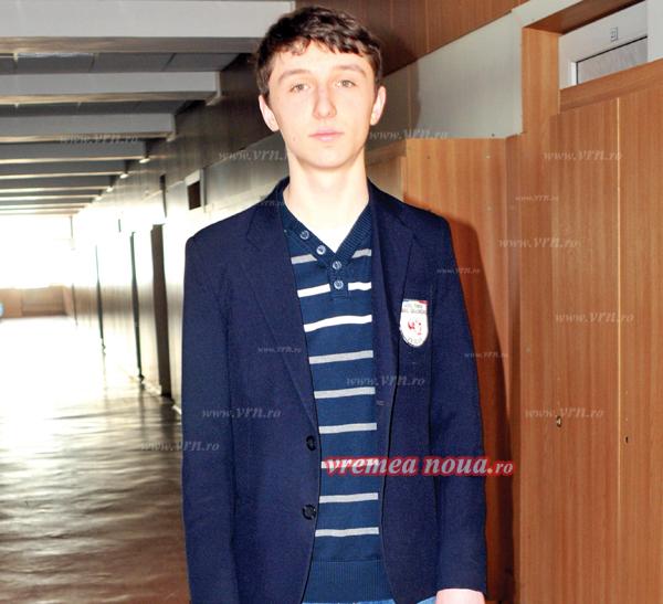 Andrei a cucerit medalia de bronz la Olimpiada de Informaticã a Europei Centrale