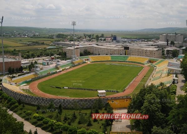 Primãria Vaslui închiriazã stadionul municipal cu 350 lei/orã