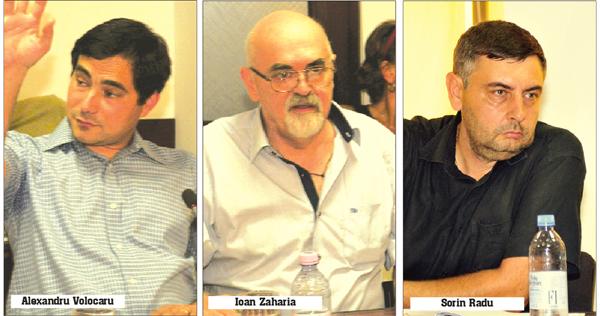 Bazarul Vasluiului, prilej de orgolii politice în Consiliul Local (foto)