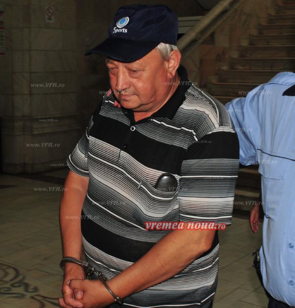 Pedofilul de la Munteni, arestat (foto)