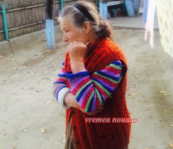 Bãtrâna violatã din Pogana, amenintatã cu moartea si cu o m… (VIDEO)