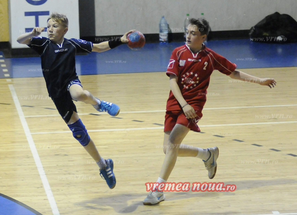 Handbalul în scolile de la sate