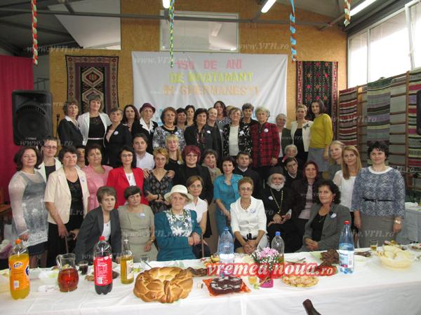 Eveniment jubiliar la Ghermãnesti (foto)