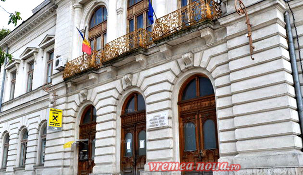 Judecãtoria Vaslui primeste terenul de sub clãdire, pentru modernizarea institutiei