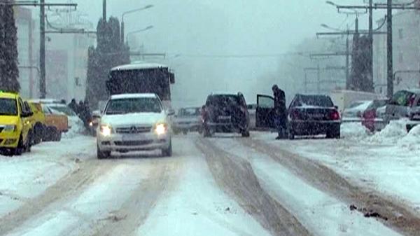 Veste alarmantã pentru soferii vasluieni: vine iarna!