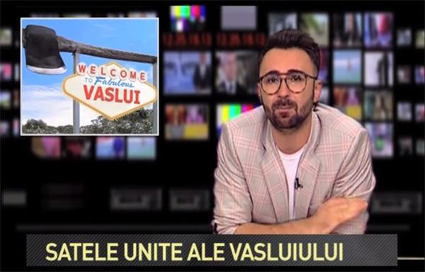 Cum îsi bat joc de vasluieni, cei de la Antena 3 (video)