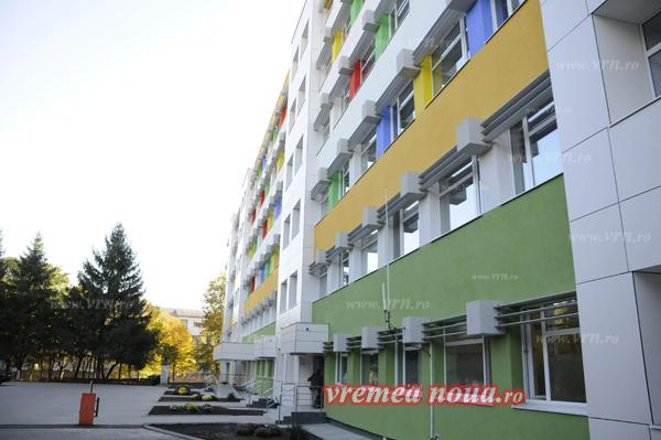 Schimbarea la fatã a Spitalului Judetean de Urgentã Vaslui