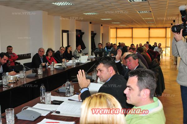 Începe bãtãlia pentru scaunele de consilieri locali, în PSD Vaslui