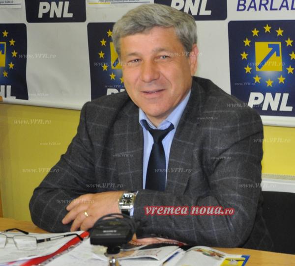 Interviu în exclusivitate cu Dumitru Boros, candidatul PNL la functia de primar al Bârladului
