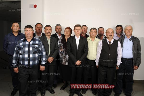 Profesorul Ion Botnaru, o solutie realã pentru dezvoltarea comunei Oltenesti