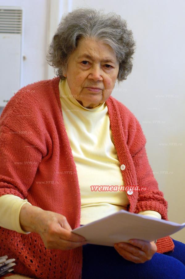 La 85 de ani, luptã pentru a-si recupera proprietãtile confiscate de comunisti