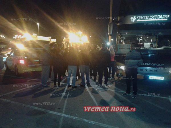 Oamenii din Pogãnesti o plâng pe Dorina, femeia care a murit în autocar, în drum spre Barcelona