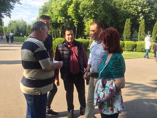 Vasluienii au încredere în candidatii tineri
