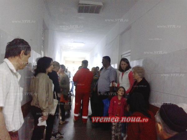 Cadrele medicale de la Urgentele din Bârlad, depãsite de situatie de Paste!