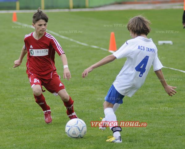 Juniorii de la LPS Vaslui încep turneul zonal