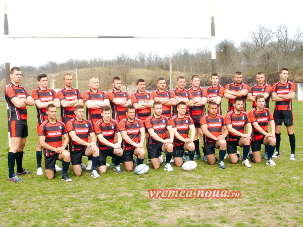Cu totii la rugby: 60 de ani de rugby la Bârlad!