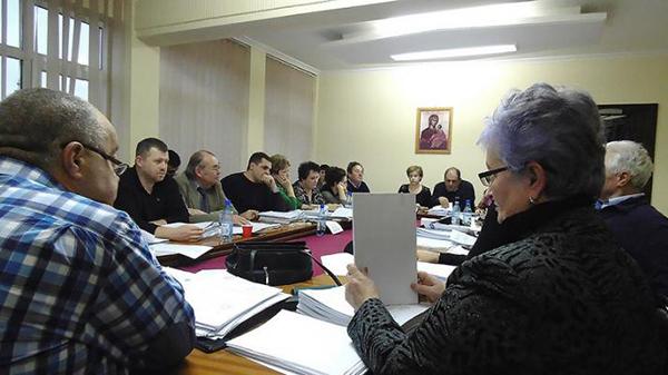 Ultima sedintã de Consiliu Local la Husi, pentru Iacob si Dogaru