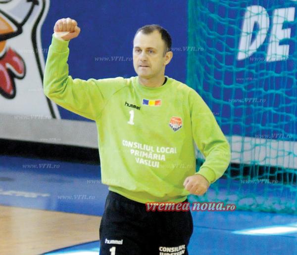 Bogdan Pralea, jucãtorul Vasluiului pentru încã trei sezoane
