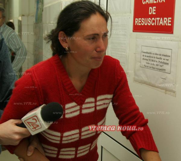 Mama copilului accident la Rafaila, acuzatã cã vrea sã se îmbogãteascã
