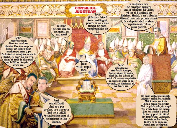 Marea schismã din familia Buzatu-Mihalachi- Bichinet (pamflet)