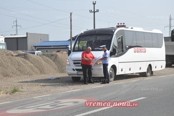 Elevii politisti aflati în practicã au fãcut o razie în Bârlad! (foto, video)