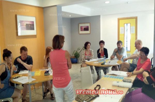 """Pregãtire profesionalã în Malta, a profesorilor de la """"Anghel Ruginã"""""""