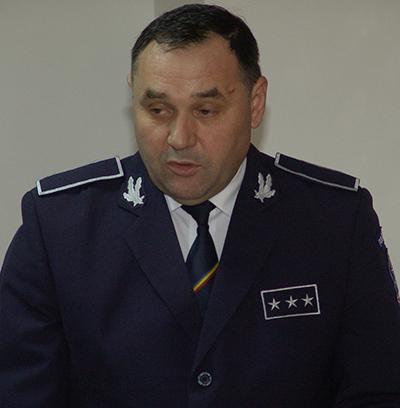 Fostul sef al politistilor locali a dat foc arhivei pentru a scãpa de închisoare