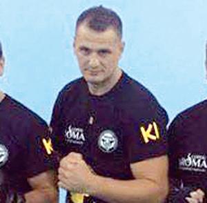 Petronel Huzum, vicecampion european la Unifight