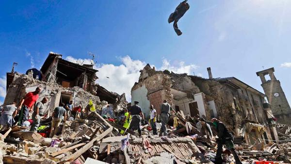 Aveti rude în zona cutremurului produs în centrul Italiei? Aflati aici care este starea lor!
