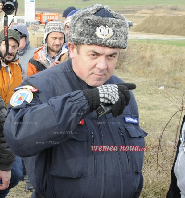 Colonelul Nelu Popovici, scos basma curatã pentru abuzurile comise la Pungesti!