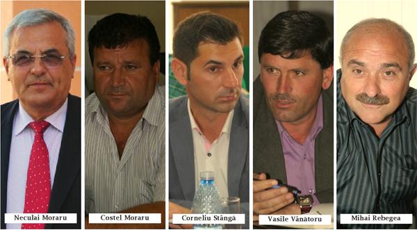 """Ei sunt cei cinci """"super-primari"""" de comune din judetul Vaslui!"""