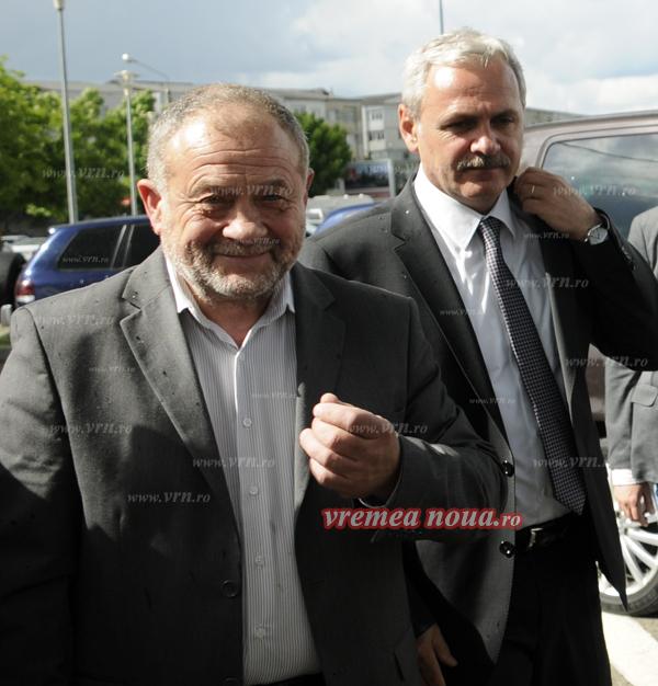 Bãtãlie pentru parlamentare, în PSD Vaslui