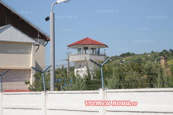 Penitenciarul Vaslui se pregãteste de grevã