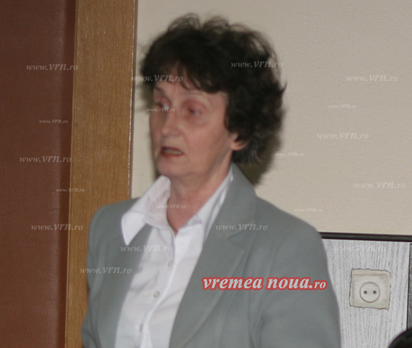 Fosta sefã a contabilitãtii Consiliului Judetean a fost condamnatã la 4 luni de închisoare cu suspendare