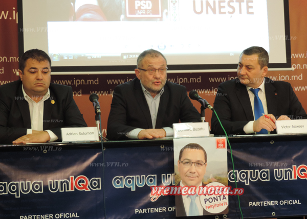 Pãliturã nãpraznicã la PSD: Dragnea l-a zburat de pe listã pe moldoveanul Alexeev!