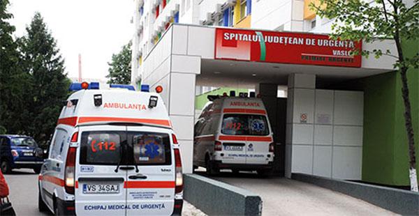 O bacterie periculoasã atacã angajatii Spitalului de Urgentã Vaslui