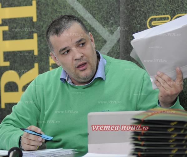 Jaful fãcut de Pongo la FC Vaslui iese la ivealã!
