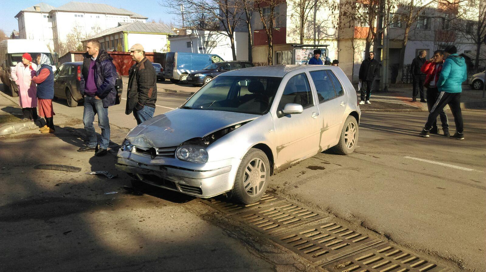 UPDATE! Accident grav de circulație pe Strada Vasile Lupu