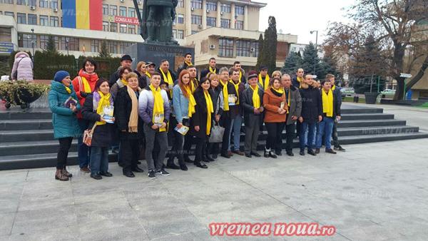 Campania electoralã reclamatã la politie de un pesedist