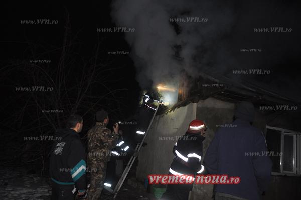 UPDATE: Incendiul din Bârlad, provocat de fiul proprietarului! (FOTO)