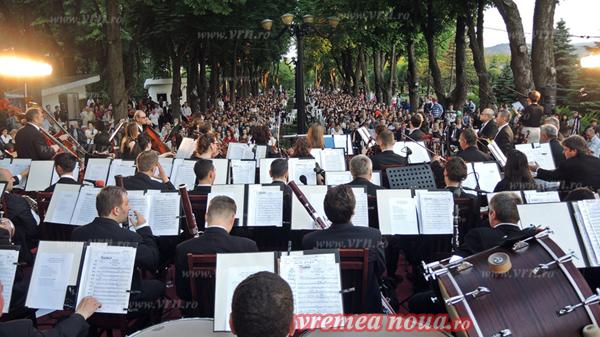 Gala Rotary: concert vocal-simfonic si premii de excelentã