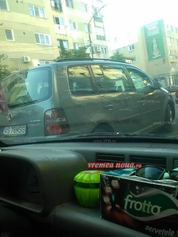 FAZA ZILEI: Ai parcat ca un … nesimtit!
