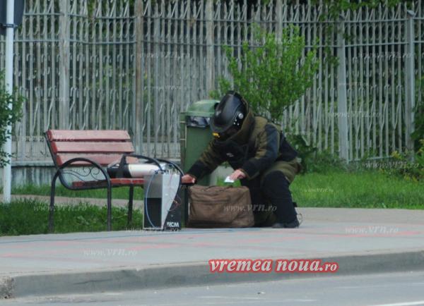 Coletele suspecte de la Vaslui au evoluat: de la ceapã la laptop (foto)