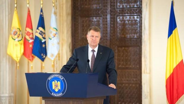 Klaus Iohannis merge joi la reuniunea NATO de la Bruxelles